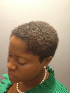 The Big Chop!